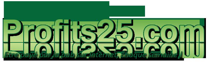 Avis et explications au sujet de Profits25